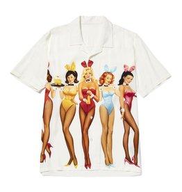 Huf Huf X Playboy Bunnies Woven Shirt