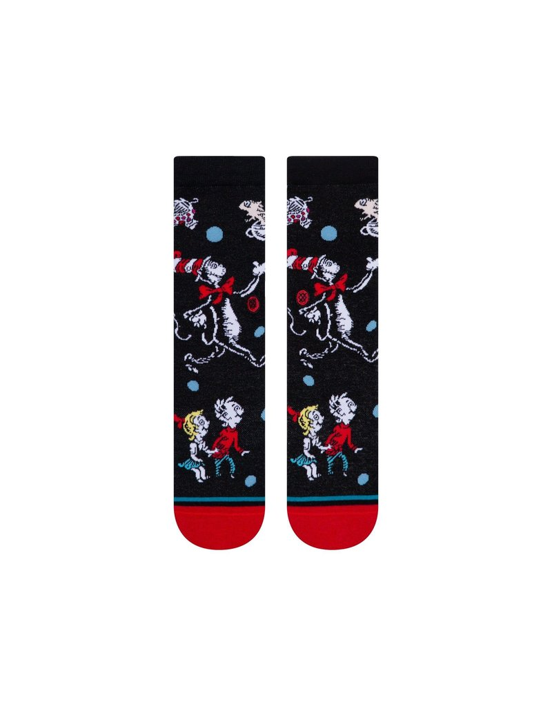 Stance Stance Kids Dr. Seuss Thing 2 Socks