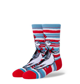Stance Stance Kids Dr. Seuss Thing 1 Socks
