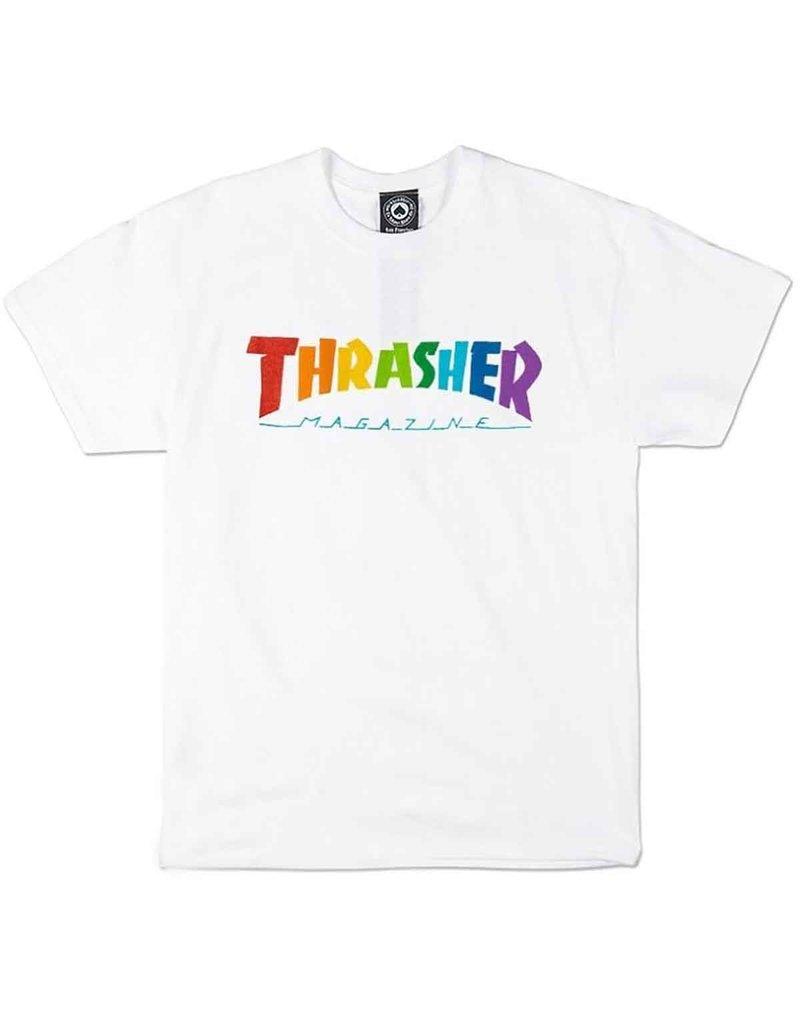 Thrasher Thrasher Rainbow Mag T-Shirt