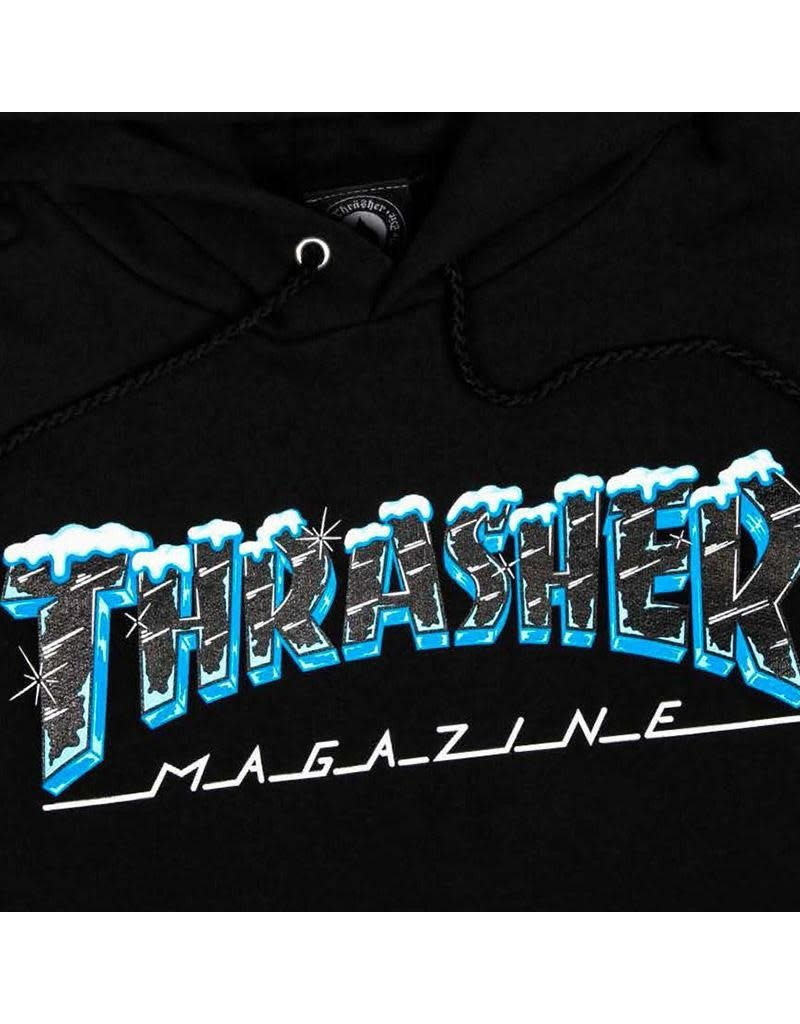 Thrasher Thrasher Black Ice Hoodie