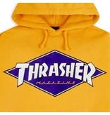 Thrasher Thrasher Diamond Logo Hoodie