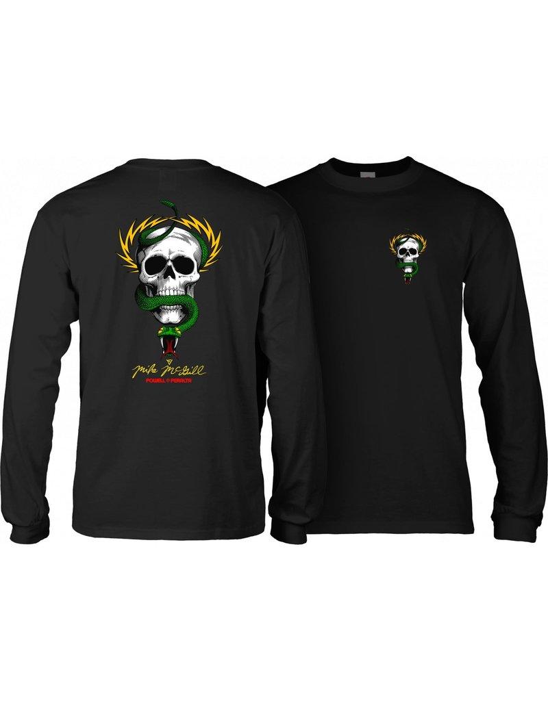 Powell Peralta Powell Peralta McGill Skull & Snake L/S Shirt