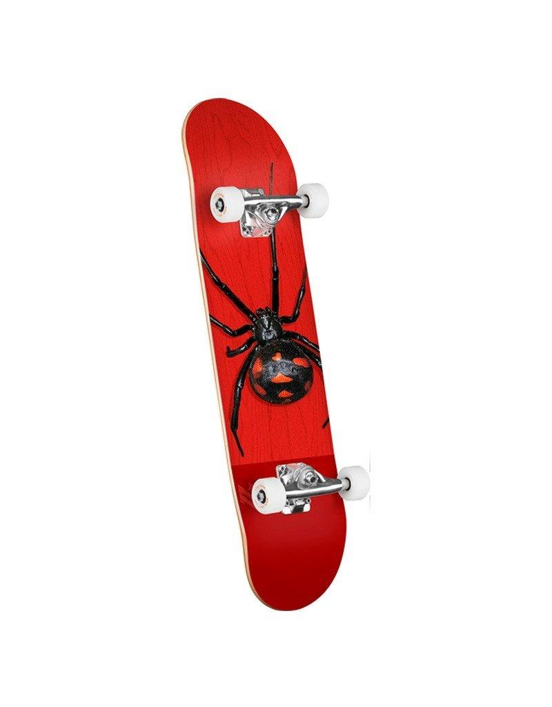 Mini Logo Black Widow Skateboard Complete (8.25)