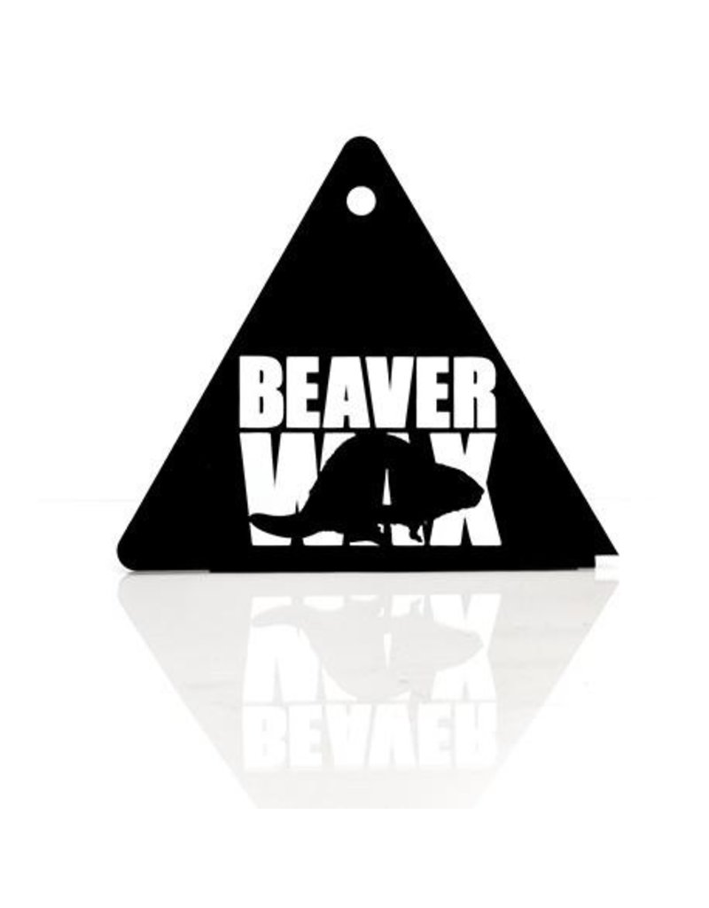 Beaver Wax The Triangle Scraper