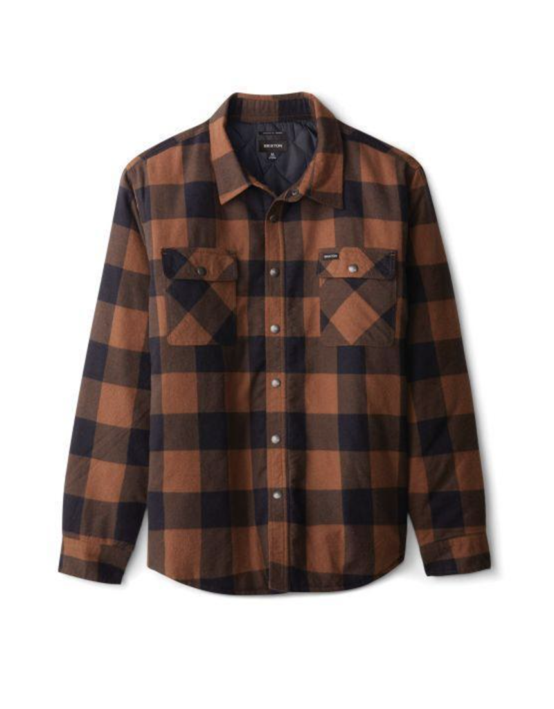 Brixton Brixton Bowery Lined Flannel