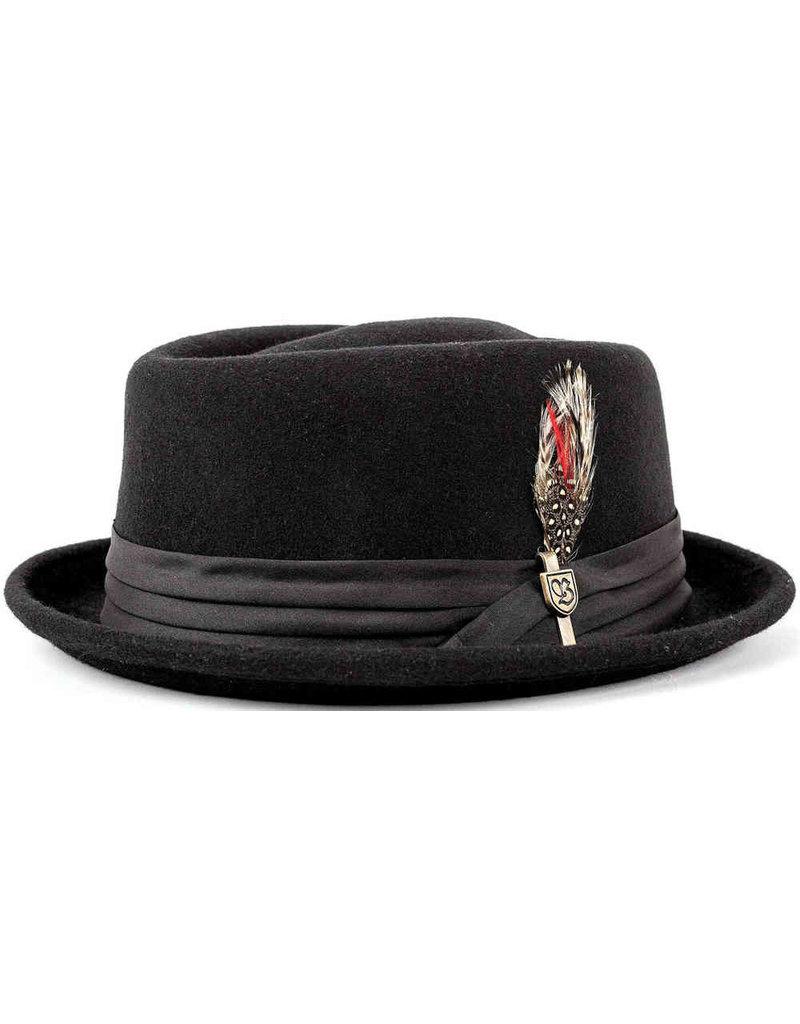 Brixton Brixton Stout Pork Pie Hat