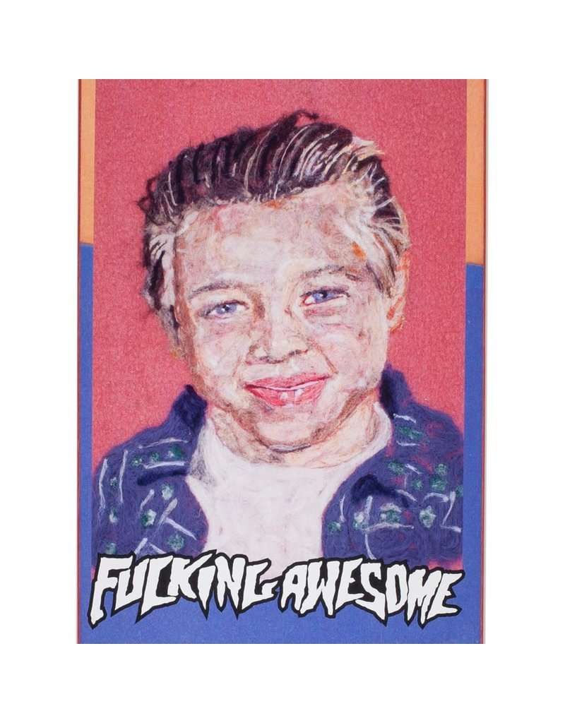 Fucking Awesome Fucking Awesome Vincent Felt Class Photo Deck (8.5)