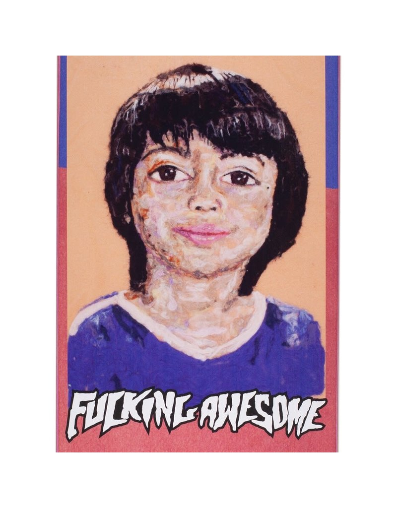 Fucking Awesome Fucking Awesome Sean Felt Class Photo Deck (8.38)