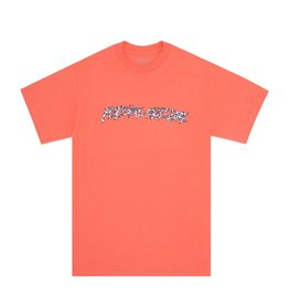 Fucking Awesome Fucking Awesome Cheetah Stamp T-Shirt Pink
