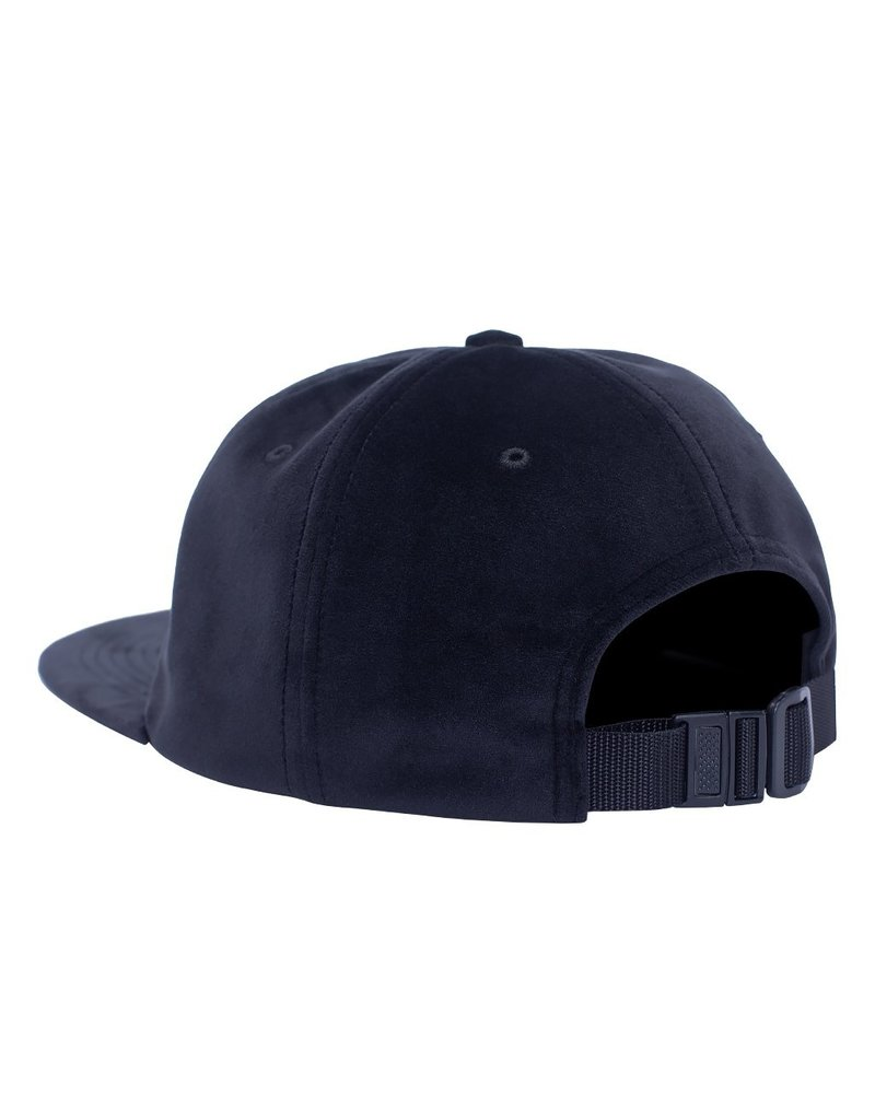Fucking Awesome Fucking Awesome Stamp Unstructured Strapback Hat (Black)