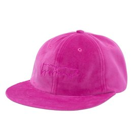 Fucking Awesome Fucking Awesome Stamp Unstructured Strapback Hat (pink)