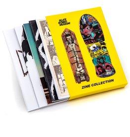 Books Skateboard Museum Zine Collection