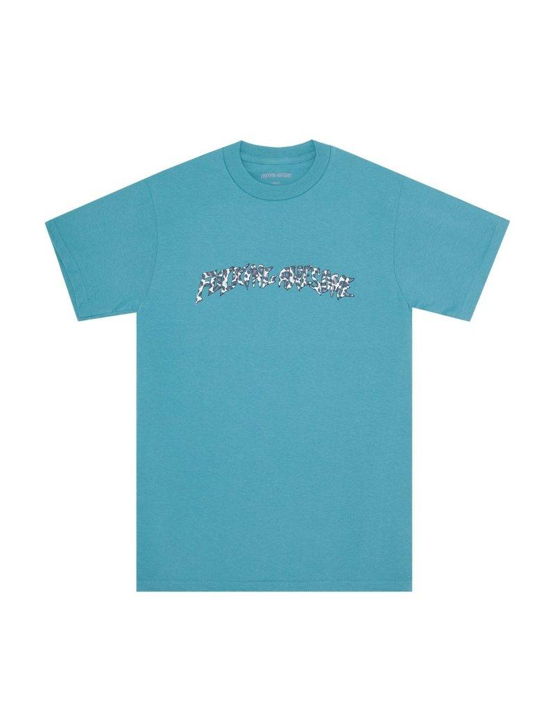 Fucking Awesome Fucking Awesome Cheetah Stamp T-Shirt