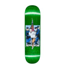 Fucking Awesome Fucking Awesome Arrested Dill Deck (8.25)