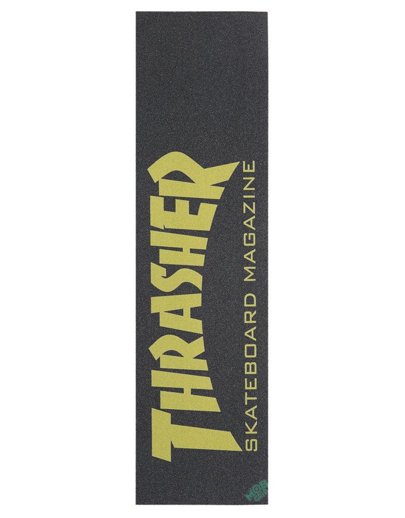 MOB Griptape Yellow Thrasher Mag logo