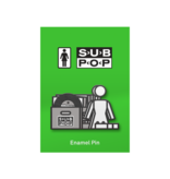 Girl Skateboards Sub Pop Pin