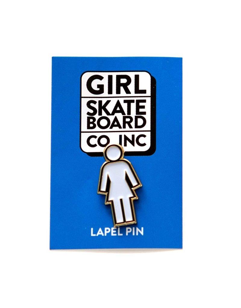 Girl Skateboards OG Pin