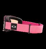 Oakley Line Miner XM Goggles Heathered Grenache /Prizm Hi Pink