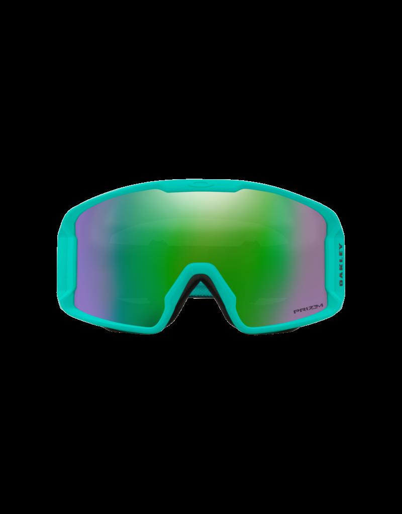 Oakley Line Miner XM Goggles Celeste Balsam /Prizm Snow Jade Iridium