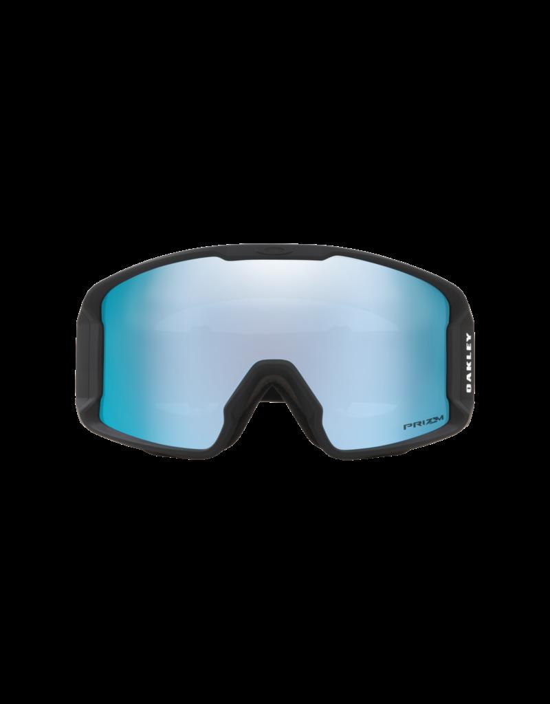Oakley Line Miner XM Goggles Factory Pilot Black/Prizm Snow Sapphire Iridium