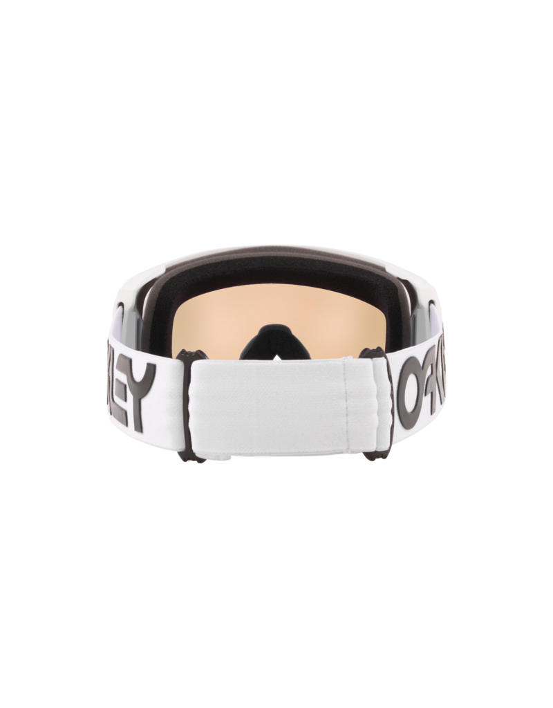 Oakley Line Miner XM Goggles Factory Pilot White/Prizm Snow Hi Pink