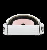 Oakley Flight Tracker XM Goggles FP White /Prizm Snow Hi Pink