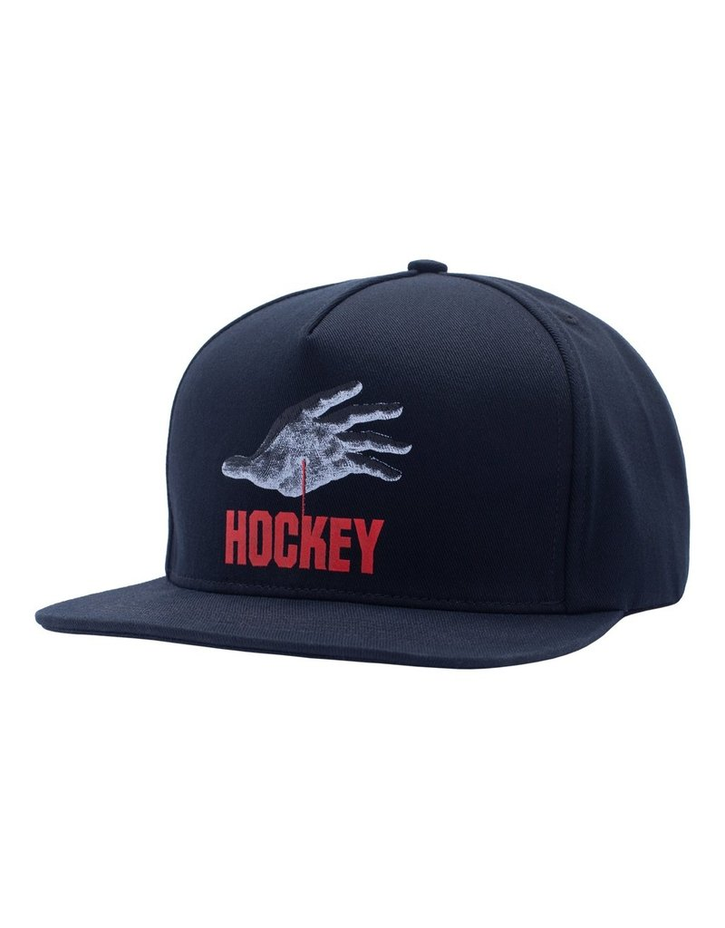 Hockey Hockey Side Two Hat One Size