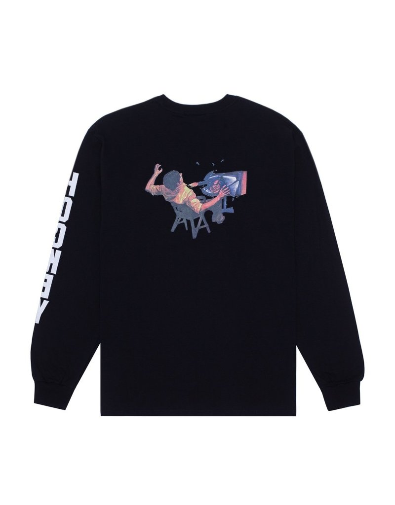 Hockey Hockey Ultraviolence L/S T-Shirt