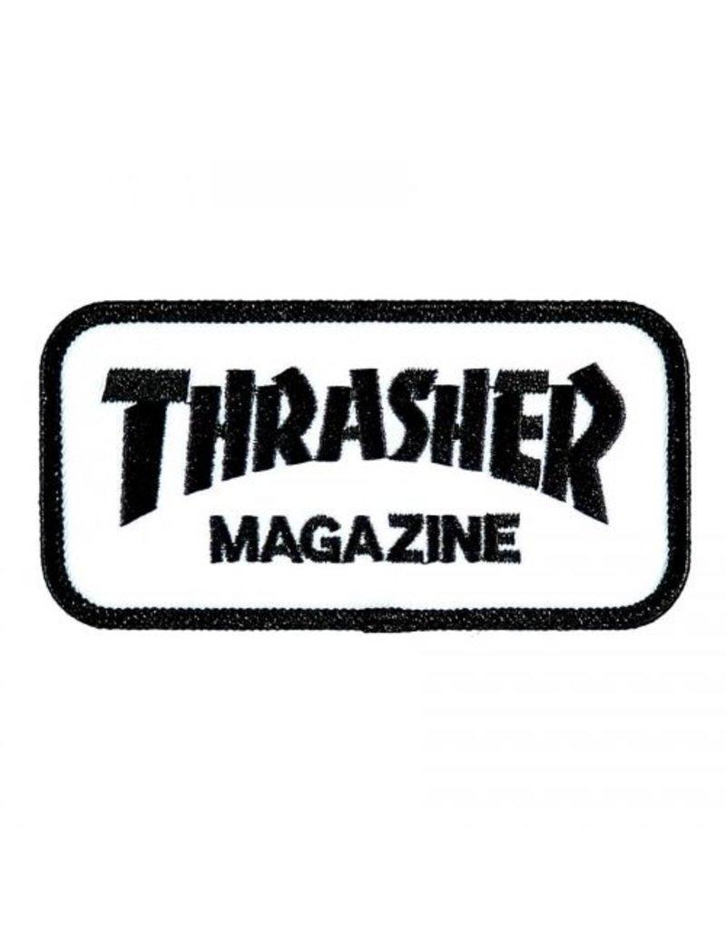 Thrasher Thrasher Skate Mag Logo Patch