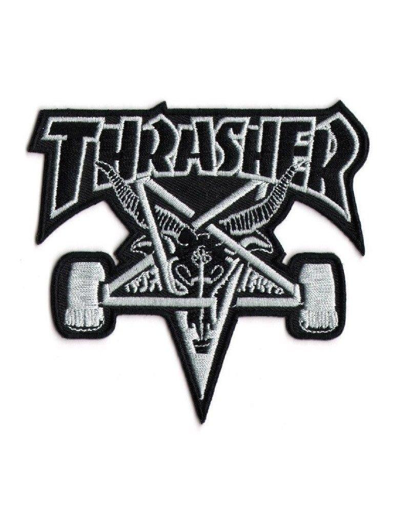 Thrasher Thrasher Skate Goat Patch
