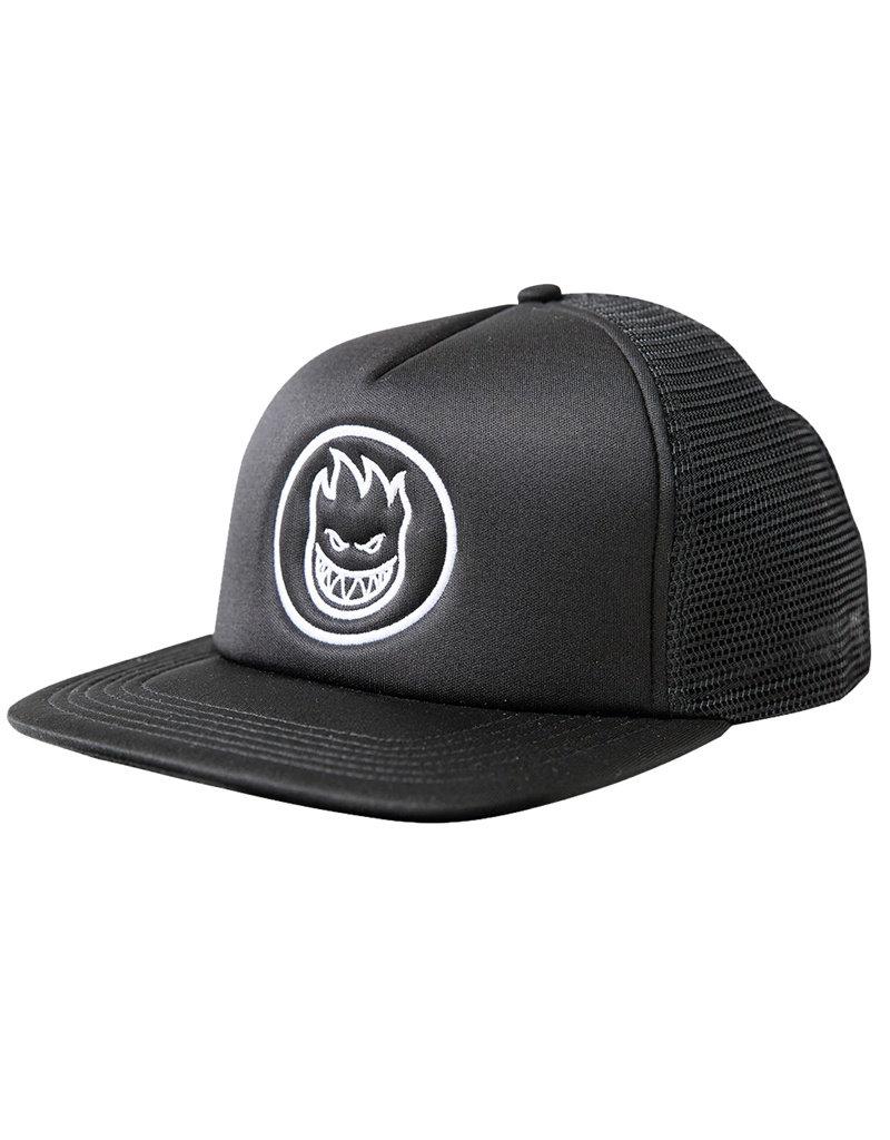 Spitfire Spitfire Bighead Circle Trucker Hat (black/white)