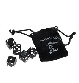 Thrasher Thrasher Dice Set