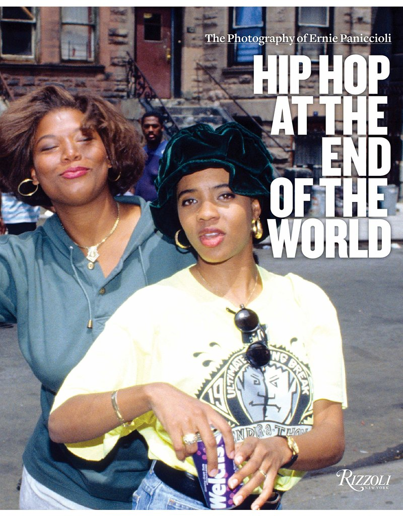 Books Hip Hop At End The End Of The World
