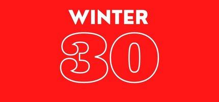 30% Off Winter Gear