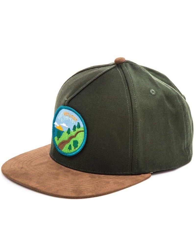 Skate Mental Dont Get Lost Hat