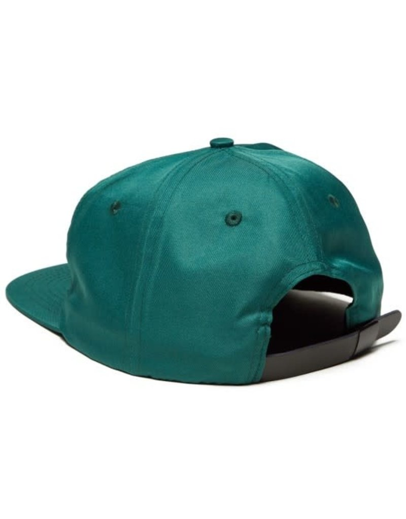 Santa Cruz Street Dot Hat (Green)