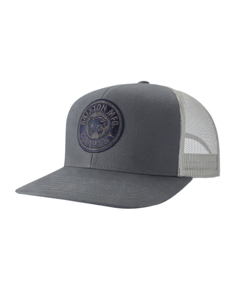 Brixton Brixton Forte Mesh Hat (grey/blue)