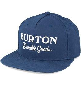 Burton Burton Durable Goods Indigo Snapback