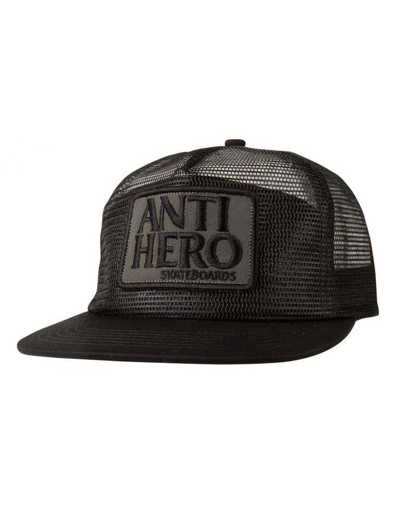 Anti Hero Trucker Hat Black One Size