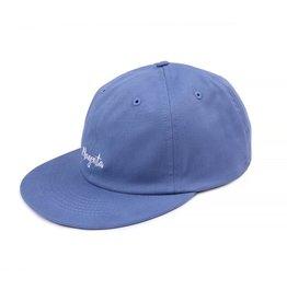 Magenta Logo Hat Blue