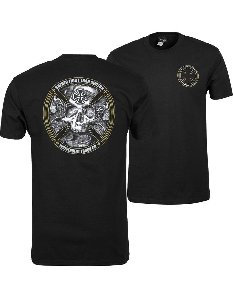 Independent Independent FTS Skull T-Shirt