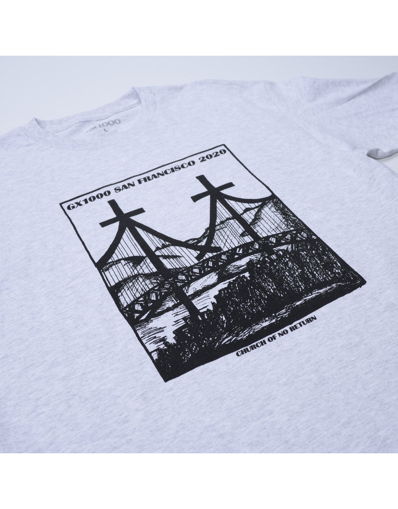 GX1000 church of no return t-shirt canada
