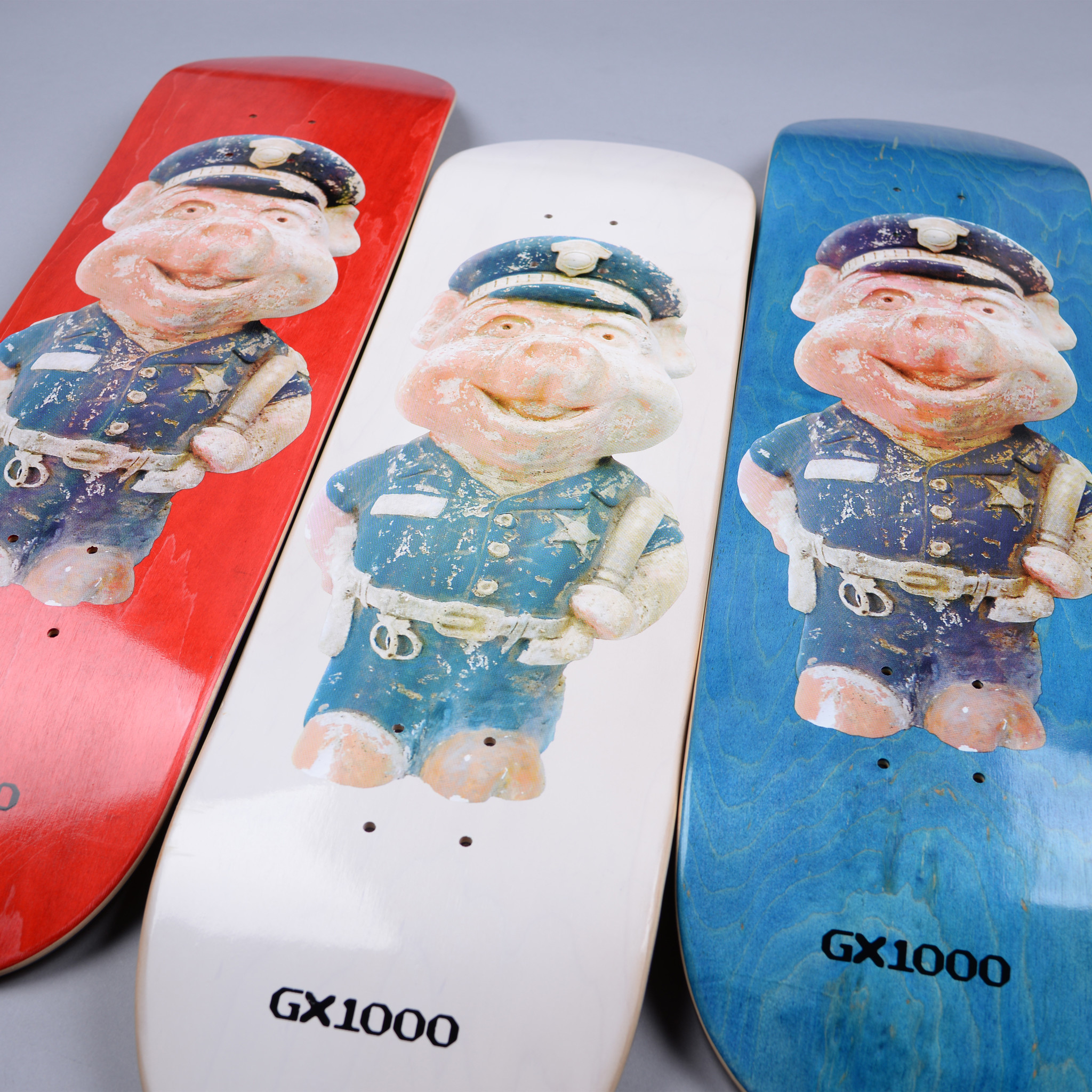 GX1000 Skateboards Pig Decks online Canada