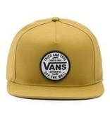Vans Vans Logo Pack Snapback Hat (tobacco)
