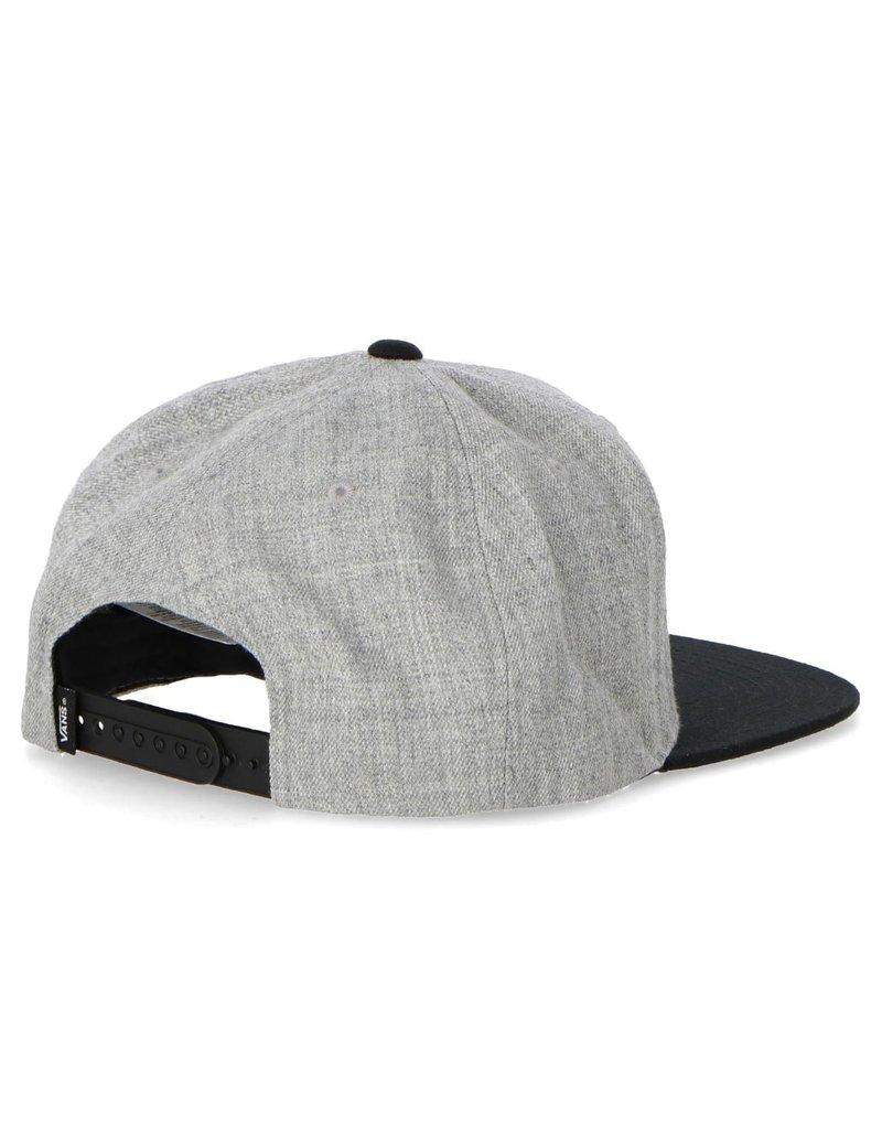 Vans Vans Drop V II Snapback Hat (heather grey)