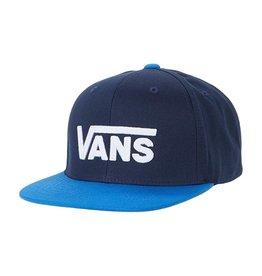 Vans Vans Kids Drop V II Snapback Hat (Dress Blue)