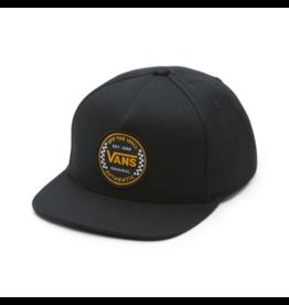 Vans Vans Kids Authentic Checker Hat (black)