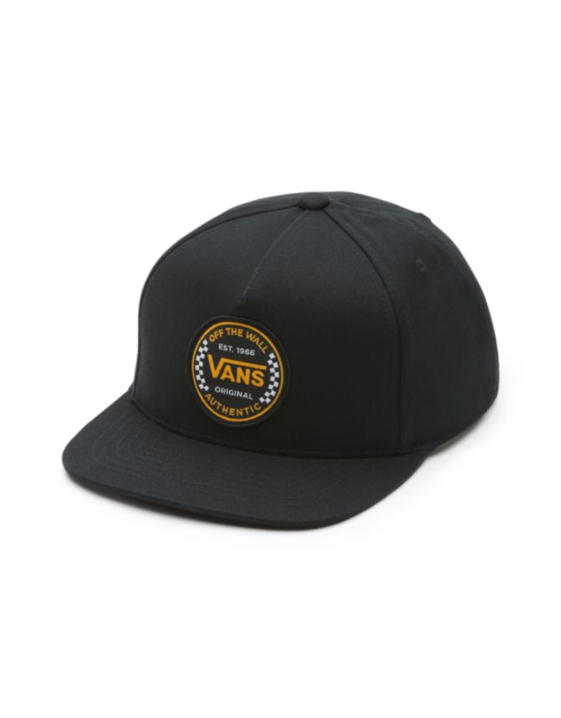 Vans Vans Kids Authentic Checker Hat (black)