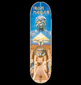 Zero X Iron Maiden Powerslave Deck (8.5)
